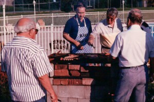 1985 July 4th Cookout