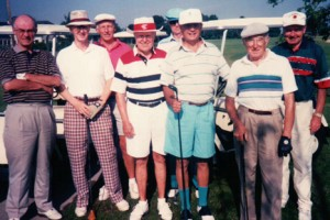 1995 Golf Tournament Woodcliff