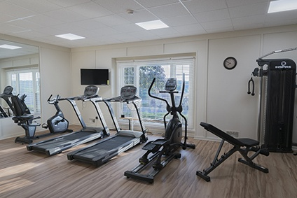 GTC-Workout Room